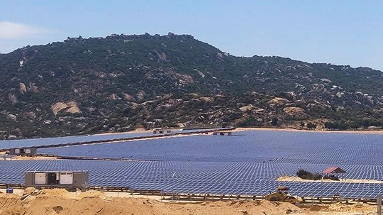SMA Supplies Vietnam With High-Performance System Solutions for PV Power Plants