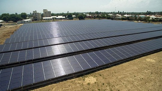 PV Hybrid System From SMA Lowers Electricity Costs in East Africa's Largest Salt Factory