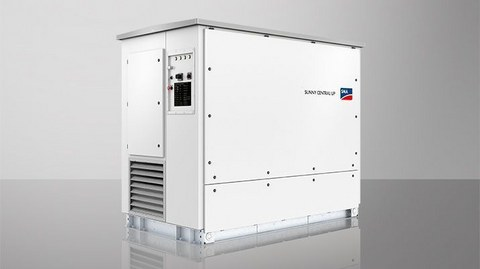 Sunny Central UP: SMA Launches the World's Most Powerful Central Inverter