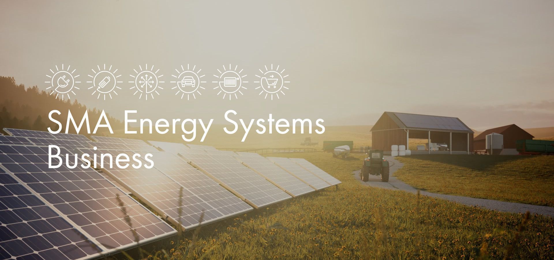 SMA Energy Systems Business