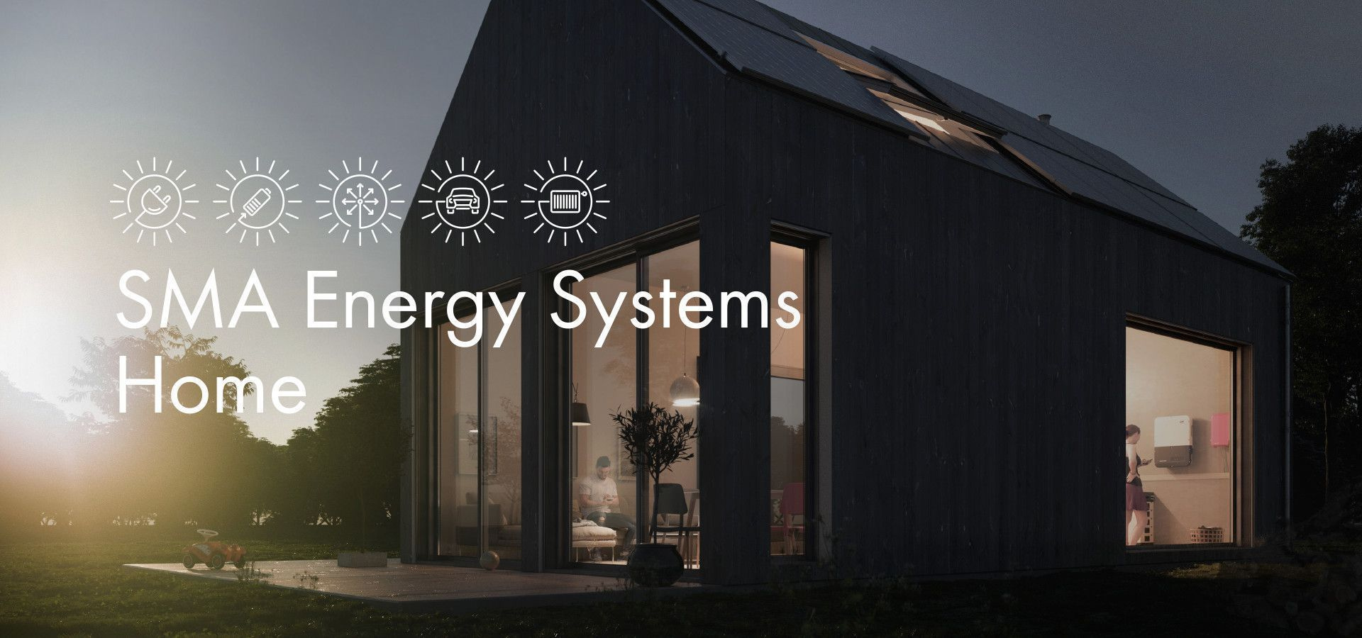 SMA Energy Systems Home