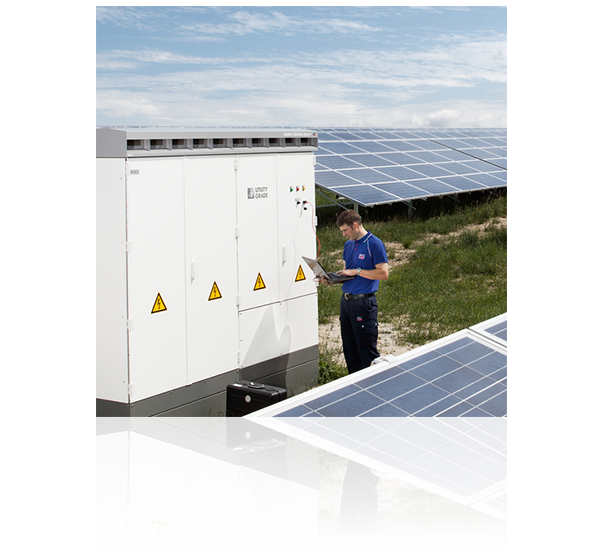 SMA O&M Services for PV Plants