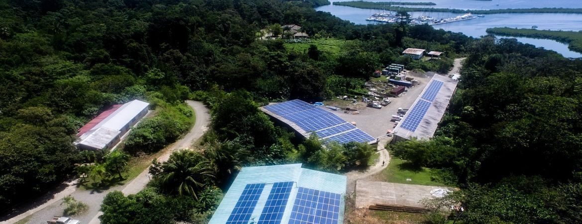 Hybrid Energy Supply, Luxury resort, Isla Bastimentos – Panama