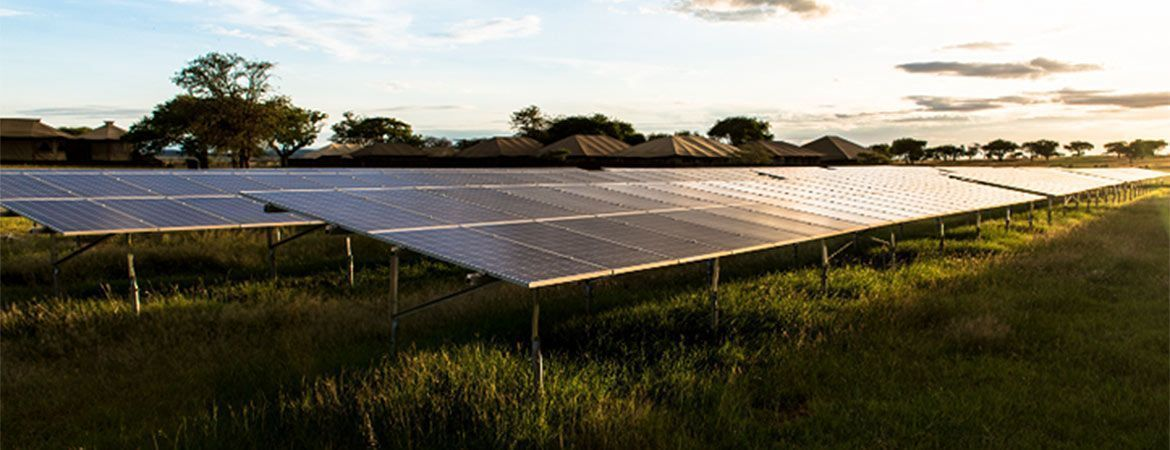 Hybrid Energy Supply - Camp in the Serengeti, Tanzania
