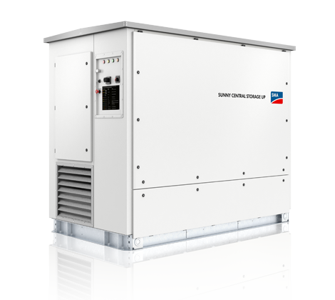 SUNNY CENTRAL STORAGE UP - Battery inverters for large scale storage systems