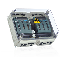 Battery fuse boxes (BatFuse B.01and B.03)