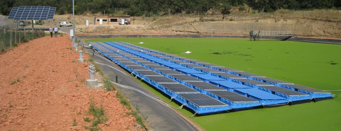 PV Diesel Hybrid Application, Barbastro, Spain