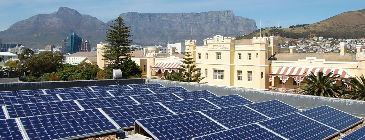 Commercial PV Power Plant - Cape Town, South Africa