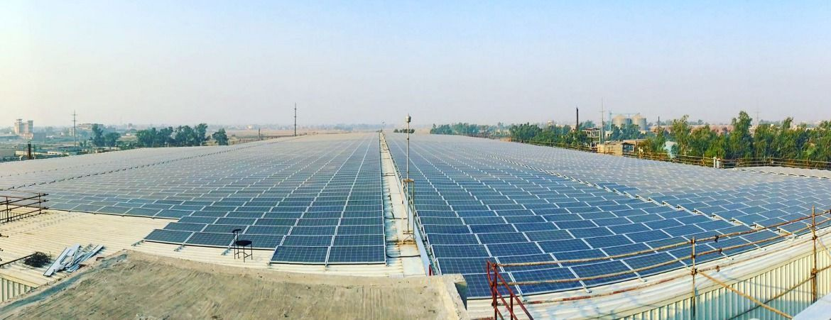 Solar Power Plant - Lahore, Pakistan