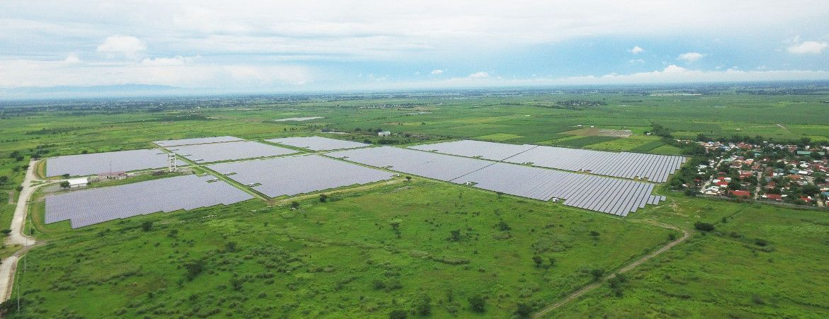 PV power plant - Tarlac City, Philippines