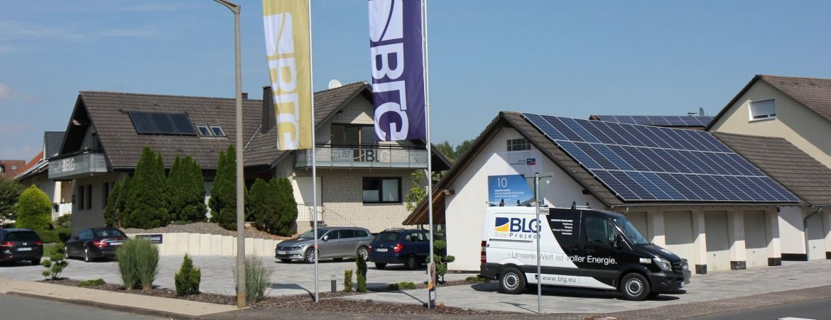 Residential PV Application - Wolfhagen, Germany