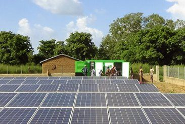 PV DIESEL HYBRID APPLICATION - Borgou, Benin