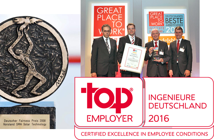 top Employer Ingenieure Deutschland 2016