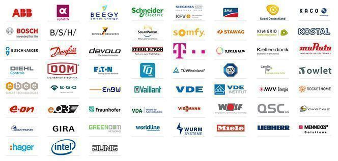 Partners in the EEBus Initiative e.V.