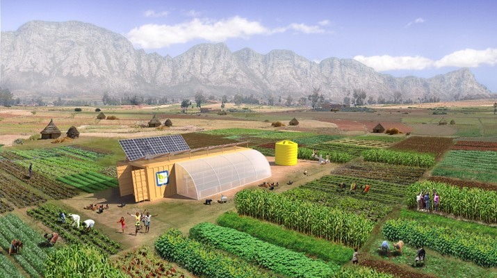 Sma America Partners With Farm From A Box To Develop Off